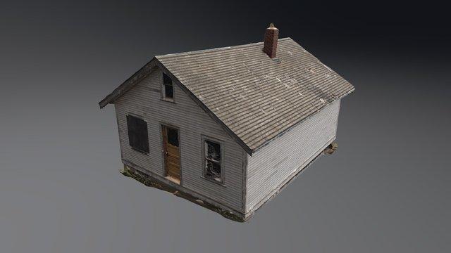 Farm House Capture 3D Model