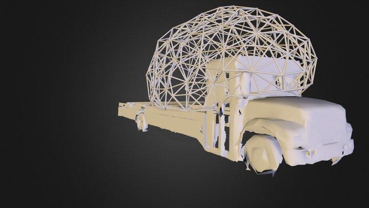 Artcar V4 3D Model