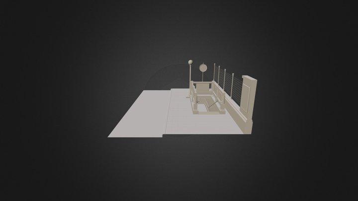 Ecleposs Subway Opj X Si 3D Model