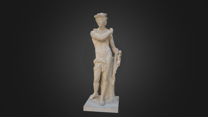Mercure 3D Model