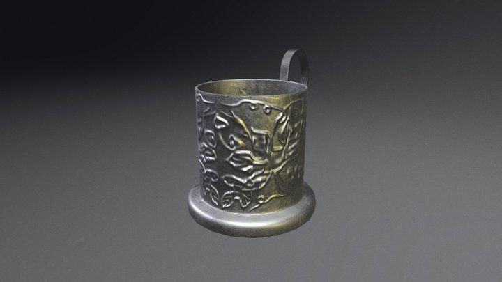 Cup Holder 3D Model