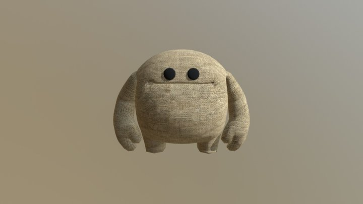Toggle Small 3D Model