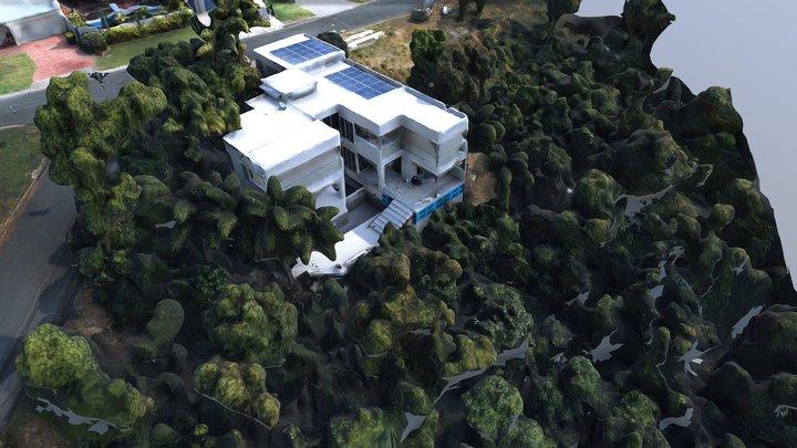 House Model 3D Model