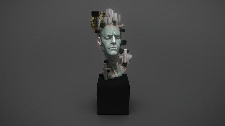 Estudio escultura, Jesús Domínguez 3D Model