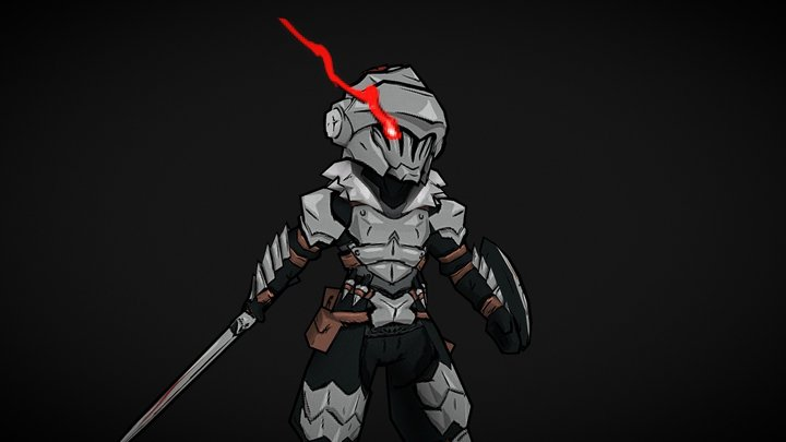 Goblin Slayer 3D Model