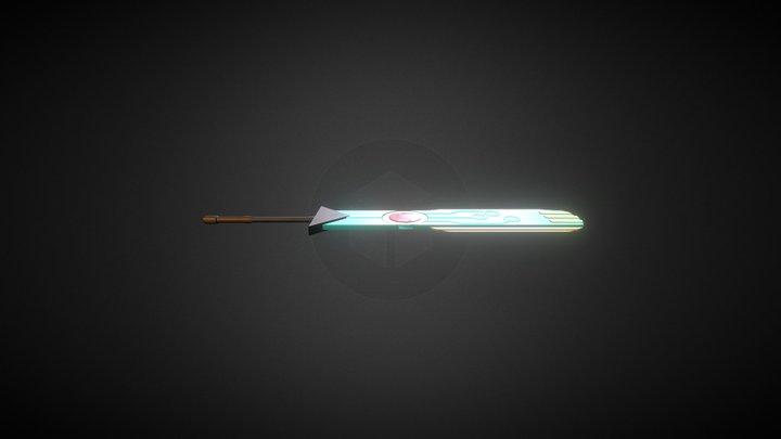 Transistor Sword 3D Model