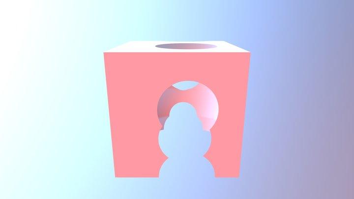 Object 1 3D Model