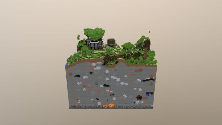 Fresh-API 3D Model