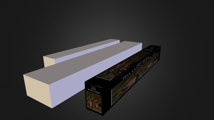 Test Exported 3D Model