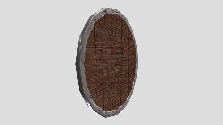 EscudoVikingo 3D Model