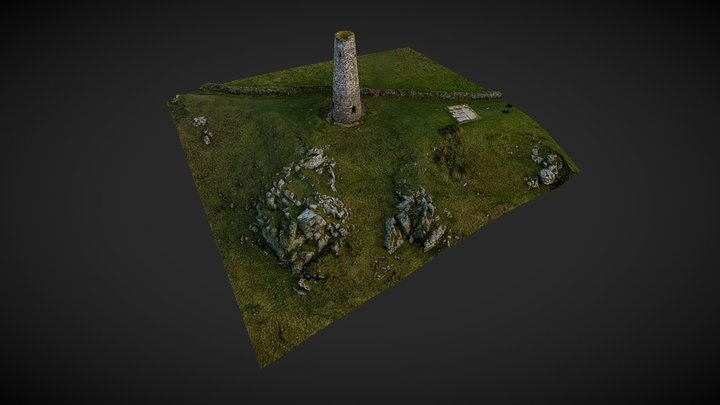 Daymark - Stepper Point 3D Model