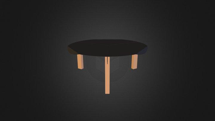 TOOLS Noir Sablé 3D Model