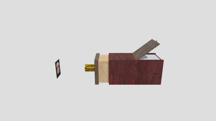 Camera Obscura Small 3D Model