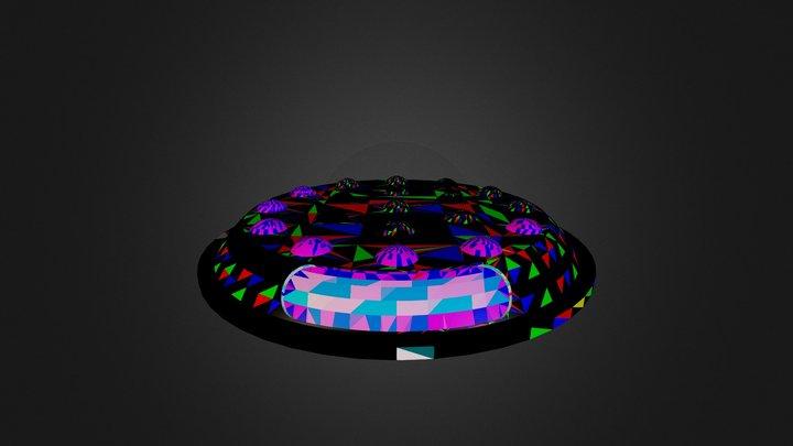 Capsule 2 3D Model