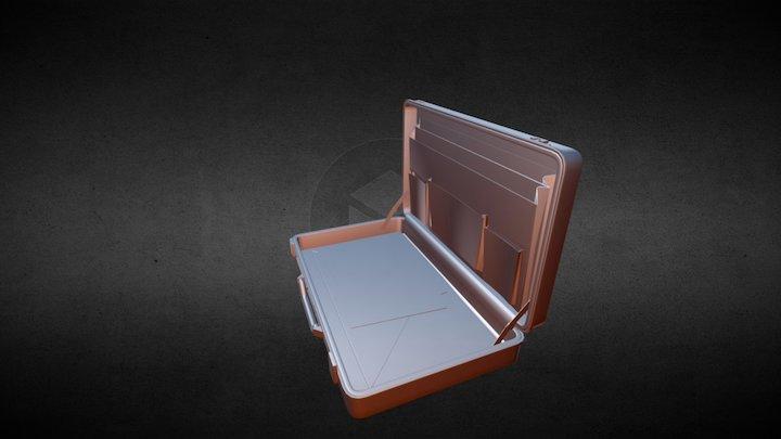 SMC90-JP-Briefcase 3D Model