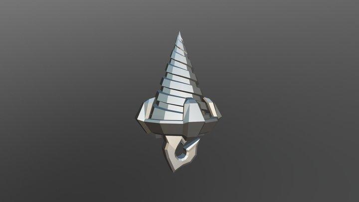 Simon's Core Drill 3D Model