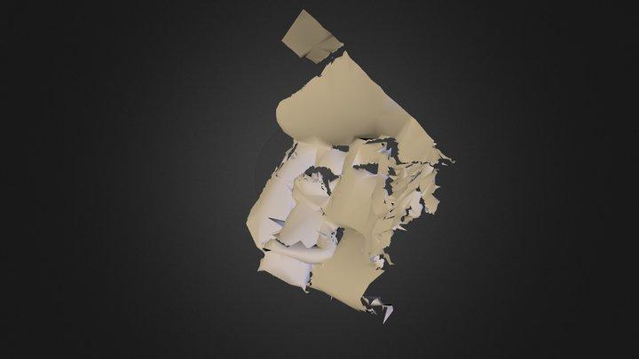 sillon 3D Model