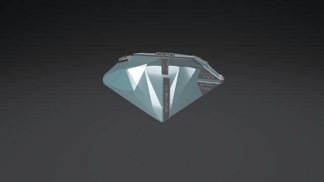 Diamond Test Final 3D Model