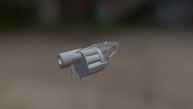 Nora's Magnhild rig 3D Model