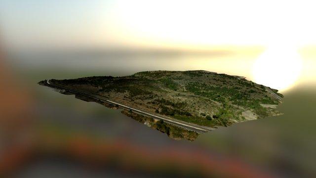 Mompani Simplified 3d Mesh 3D Model
