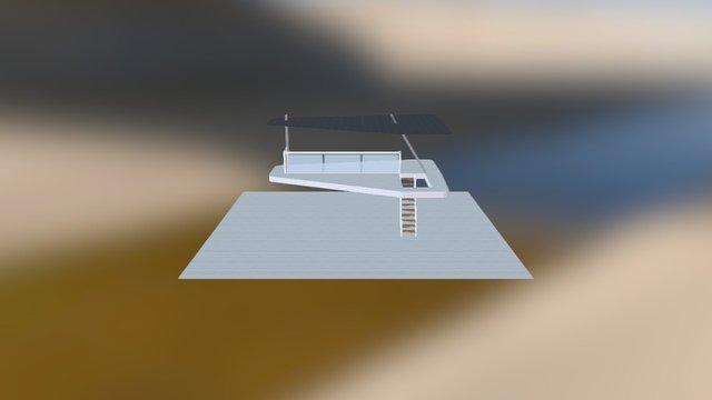 t747 3D Model