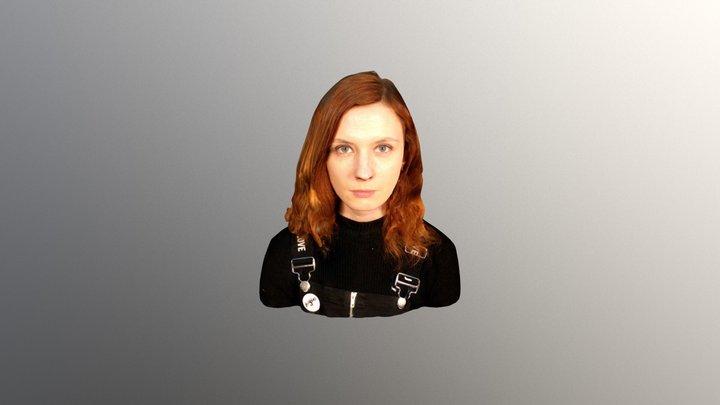 Alexandra Krolikowski 3D Model