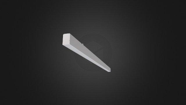 Linear LED - LN-T series 3D Model