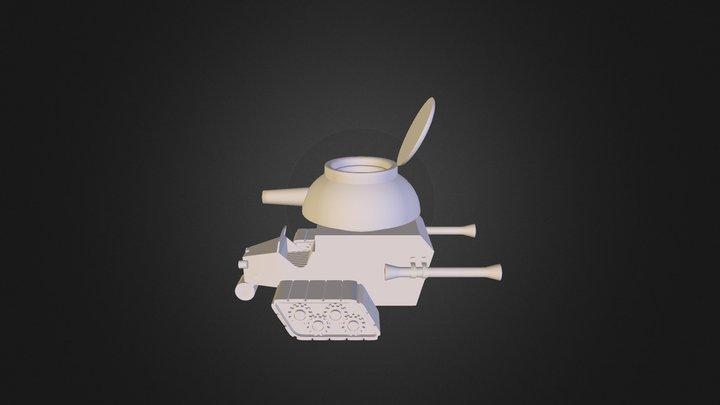 Corrida Maluca - by: Sidney Júnior 3D Model