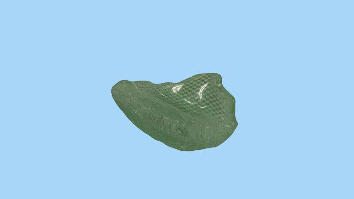 海漂-玻璃塊Sea drift-Glass block 3D Model