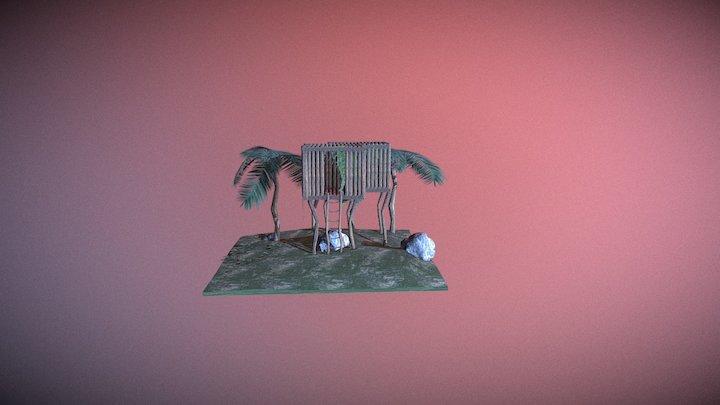 Abrigo 3D Model