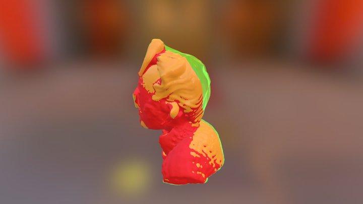 SLA Errors: Volume Explosions 3D Model
