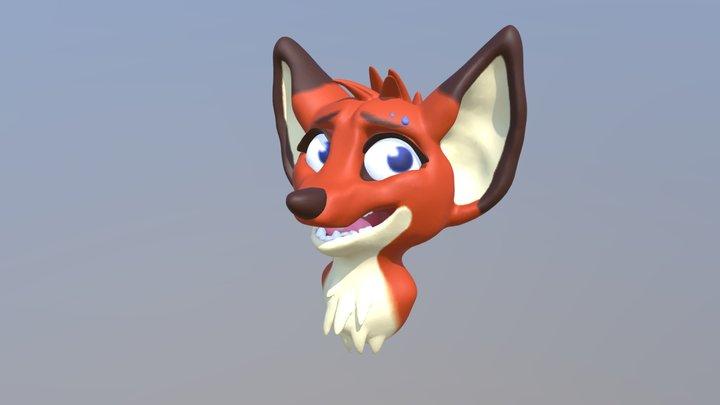 Rita 3D Model