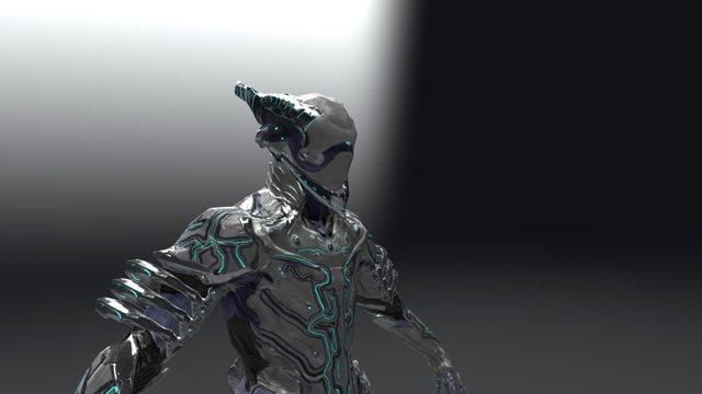 Volt Tempest Skin 3D Model