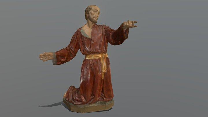 Nicodemo 3D 3D Model