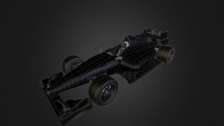 dallara 3D Model