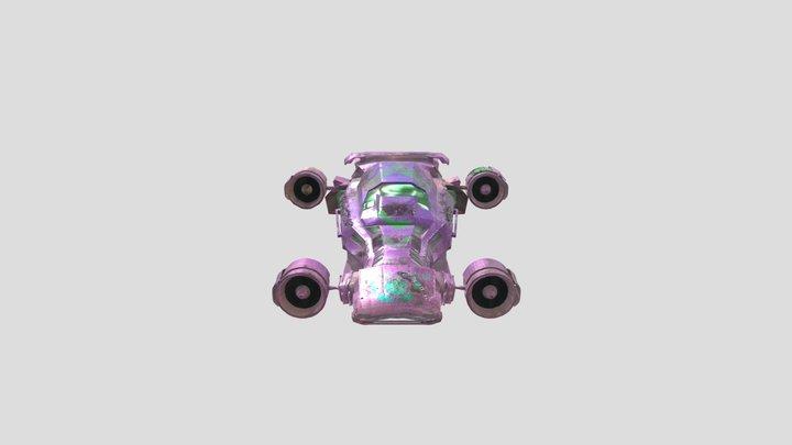 SalleeVehicle 3D Model