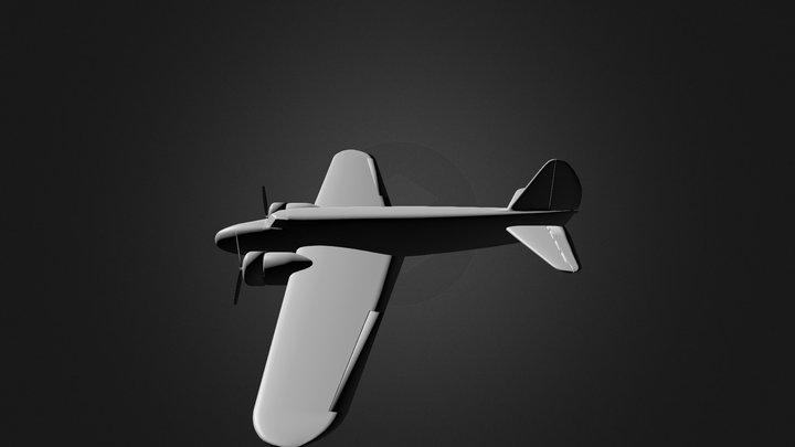 b247D 3D Model
