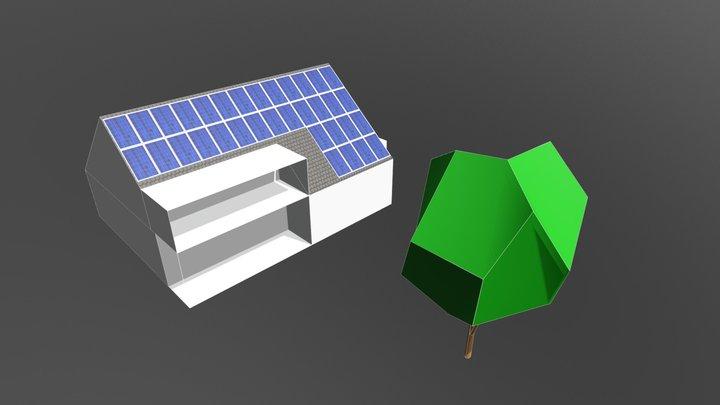 3D-model-Agrocentina 3D Model