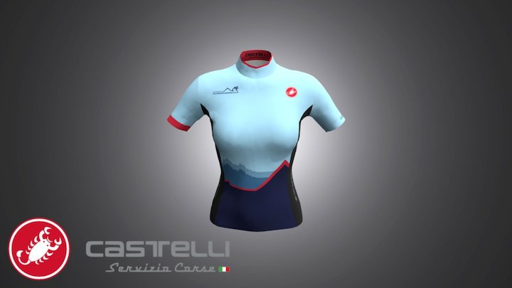 SC17182_TOUR OF PEMBROKE_4300109 W TEAM JERSEY 3D Model