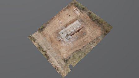 Letrina Seminario 2 3D Model