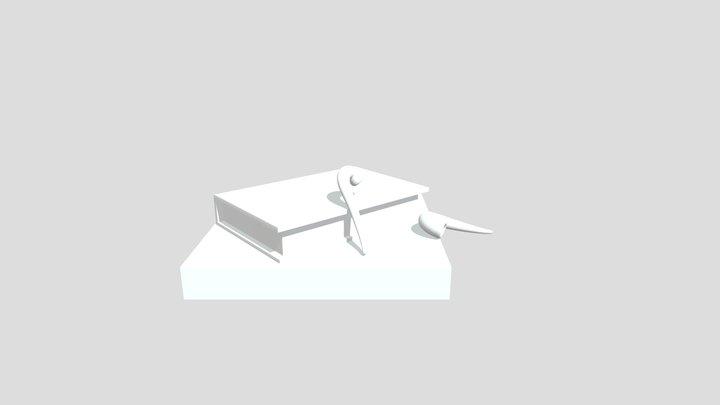 Ruben_Olsrud_Weekly40 3D Model