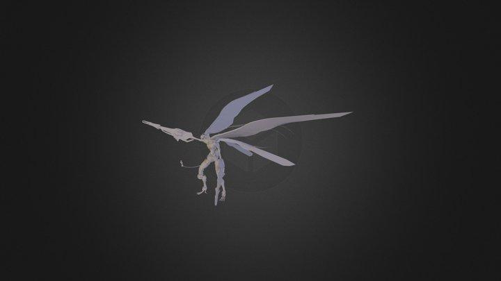 Battle1 3D Model