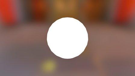 Sphere star gold.c4d 3D Model