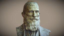 Busto di Salvatore Accardo 3D Model