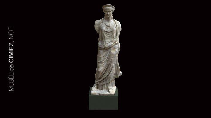 ANTONIA MINOR, Musée de Cimiez, Nice 3D Model