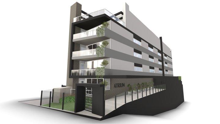 Atrium Residencial 3D Model