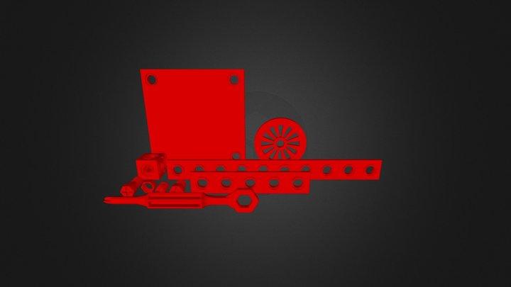 Ingocraftkit1 3D Model