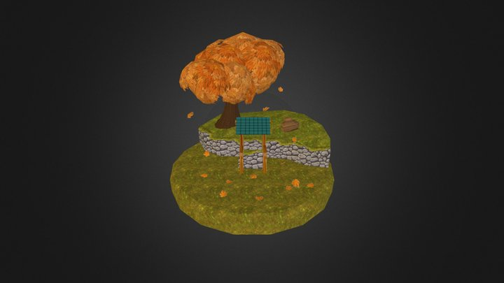 Well2 3D Model