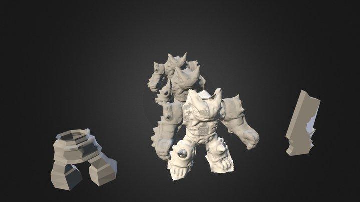 process 07 apr 02 3D Model
