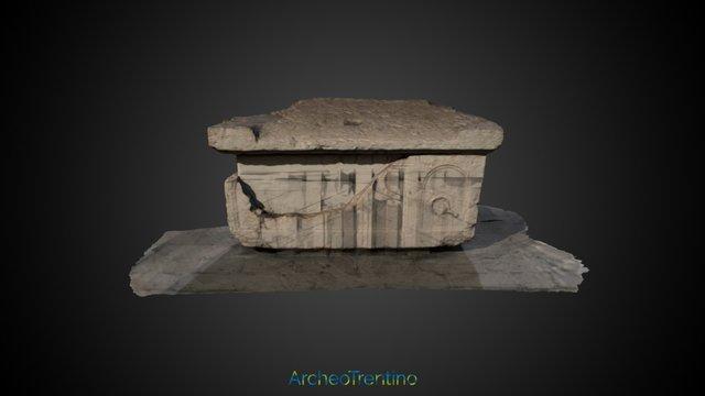 Sarcofago Levico 3D Model